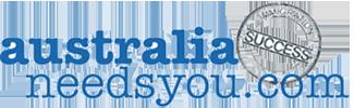 Australia Needs You